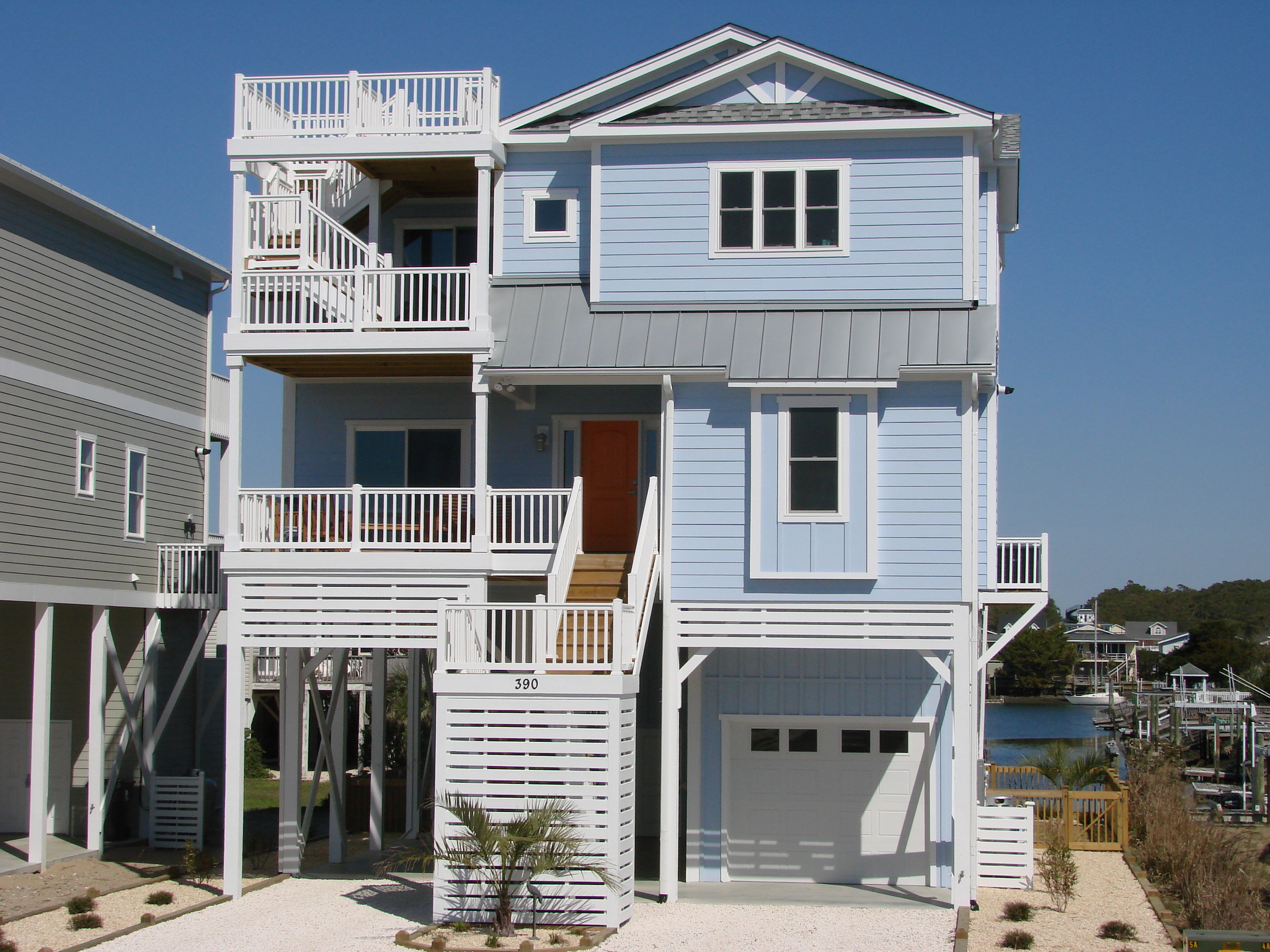 Charles Fox Homes Custom Homes And Building Design Ocean Isle - Custom homes design